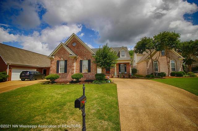 2750 Graystone Drive, Southaven, MS 38671 (MLS #336038) :: The Live Love Desoto Group