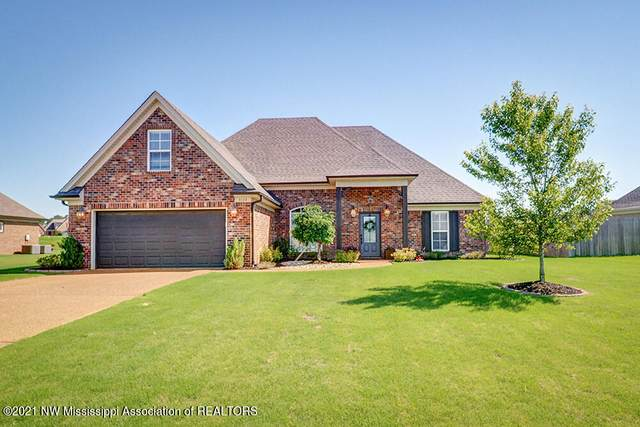 3134 Greenhouse Drive, Southaven, MS 38672 (MLS #336047) :: The Live Love Desoto Group