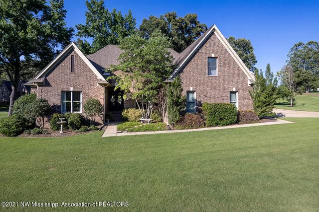 4720 Patton Drive, Olive Branch, MS 38654 (#336079) :: Area C. Mays   KAIZEN Realty