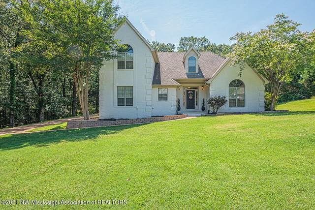 3583 College Bluff Drive, Olive Branch, MS 38654 (#336085) :: Area C. Mays   KAIZEN Realty