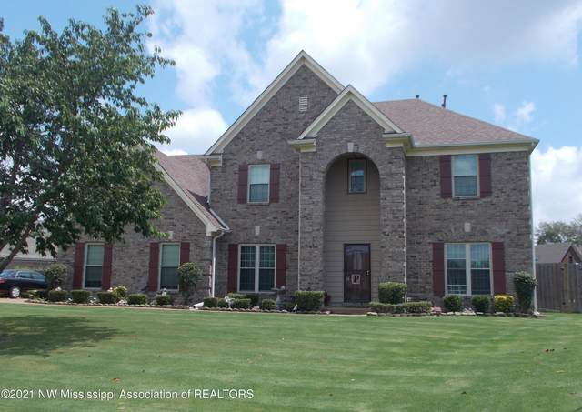 3396 Marcia Louise Drive, Southaven, MS 38672 (MLS #336307) :: The Live Love Desoto Group