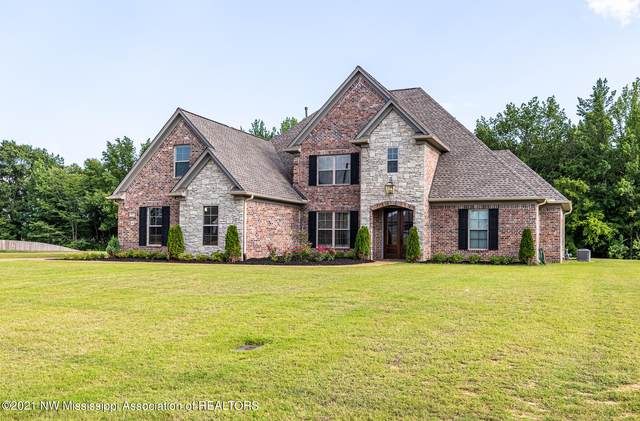 3673 Fossil Hill Drive S, Hernando, MS 38632 (MLS #336408) :: The Live Love Desoto Group