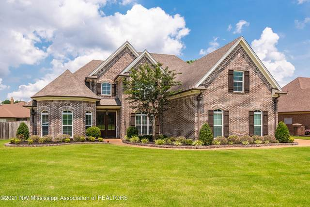 4880 Bowie Lane, Olive Branch, MS 38654 (MLS #336524) :: Signature Realty