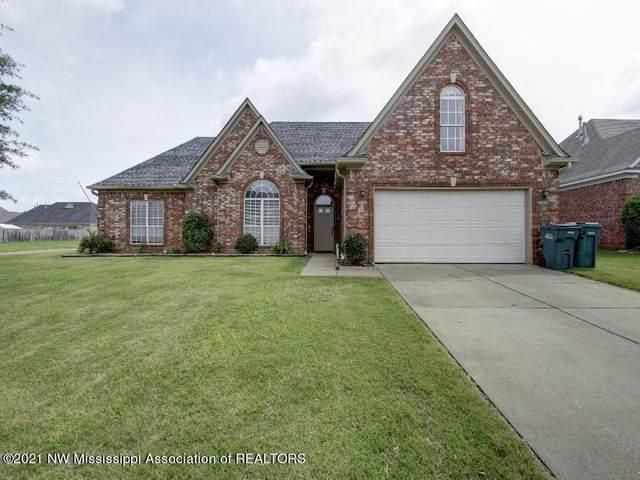 2590 Blue Ridge Drive, Southaven, MS 38672 (MLS #336623) :: The Home Gurus, Keller Williams Realty