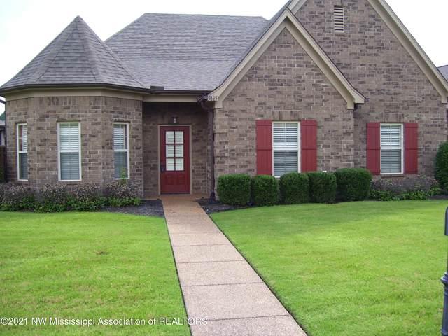 5885 W Foxdale Loop, Southaven, MS 38672 (MLS #336633) :: The Home Gurus, Keller Williams Realty