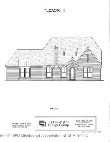 6615 Sunny Meadow Cove, Southaven, MS 38672 (MLS #336669) :: The Home Gurus, Keller Williams Realty