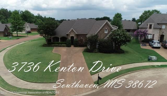 3736 Kenton Drive, Southaven, MS 38672 (MLS #336677) :: The Justin Lance Team of Keller Williams Realty