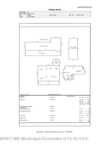 1325 Lee Road, Byhalia, MS 38611 (MLS #336701) :: The Home Gurus, Keller Williams Realty