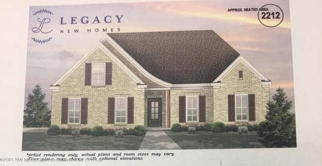 Lot 611 Washington Woods, Southaven, MS 38672 (#336731) :: Area C. Mays   KAIZEN Realty