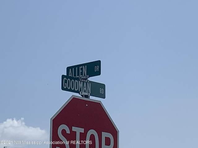 100 W Goodman Road, Horn Lake, MS 38637 (MLS #336769) :: Signature Realty