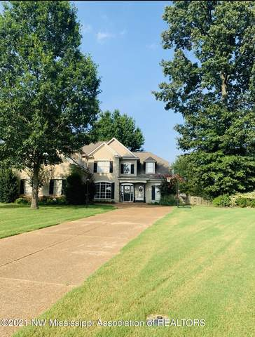 2820 Pershing Cove, Southaven, MS 38672 (#336808) :: Area C. Mays | KAIZEN Realty