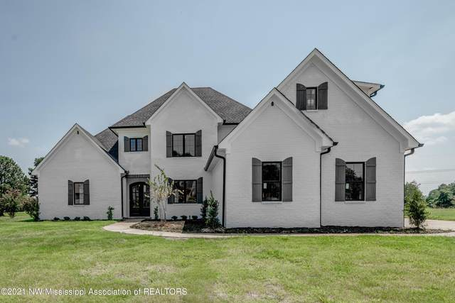 10927 Wiseman Drive, Olive Branch, MS 38654 (MLS #336827) :: Signature Realty