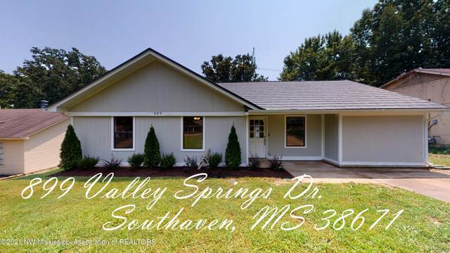 899 Valley Springs Drive, Southaven, MS 38671 (#336839) :: Area C. Mays | KAIZEN Realty