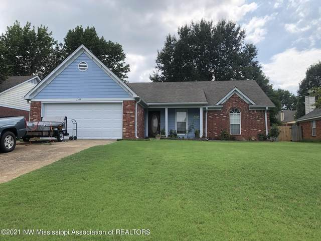 1917 Brentwood Trace, Southaven, MS 38671 (#336844) :: Area C. Mays | KAIZEN Realty