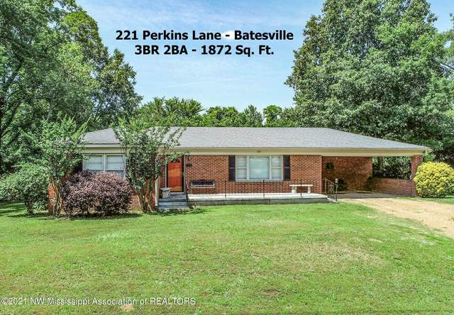 Address Not Published, Batesville, MS 38606 (MLS #336937) :: Signature Realty