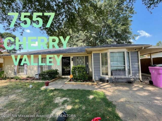 7557 Cherry Valley Boulevard, Southaven, MS 38671 (#337114) :: Area C. Mays | KAIZEN Realty