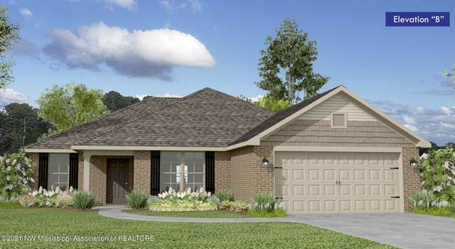 2490 Russum Drive, Southaven, MS 38672 (MLS #337219) :: The Home Gurus, Keller Williams Realty