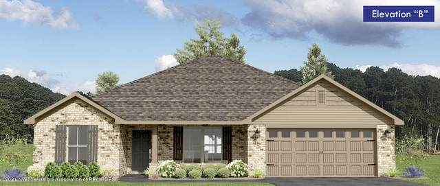 2491 Rutherford Drive, Southaven, MS 38672 (MLS #337224) :: The Home Gurus, Keller Williams Realty