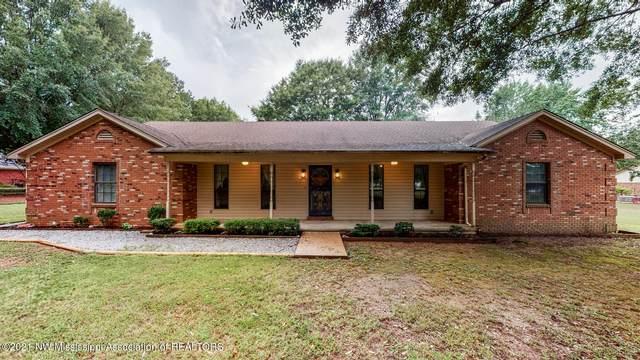 353 W Sweetwater Road, Byhalia, MS 38611 (MLS #337372) :: The Home Gurus, Keller Williams Realty