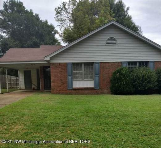 1752 Brookhaven Drive, Southaven, MS 38671 (MLS #337412) :: The Home Gurus, Keller Williams Realty