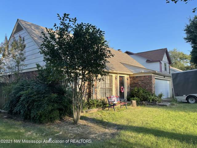 7654 Brookwood Place, Southaven, MS 38671 (MLS #337461) :: The Home Gurus, Keller Williams Realty