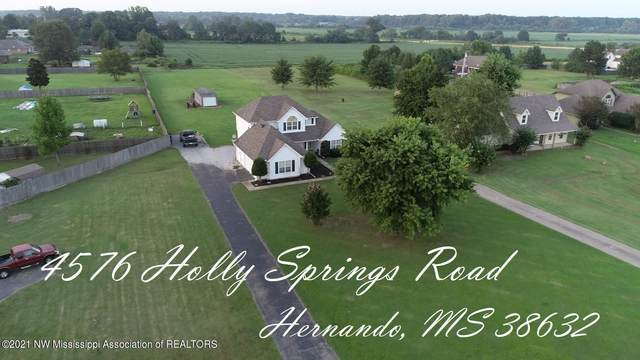 4576 Holly Springs Road, Hernando, MS 38632 (MLS #337523) :: The Live Love Desoto Group
