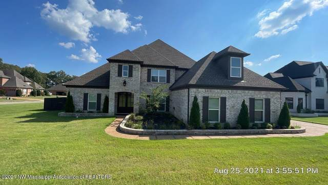 1265 Gaston Drive, Southaven, MS 38671 (MLS #337562) :: The Home Gurus, Keller Williams Realty