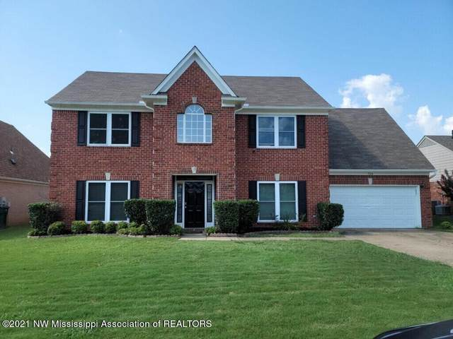 754 Lakemont Drive, Southaven, MS 38672 (MLS #337588) :: Signature Realty