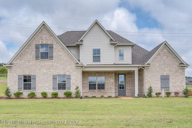 8162 Williamson Drive, Olive Branch, MS 38654 (MLS #337626) :: The Home Gurus, Keller Williams Realty