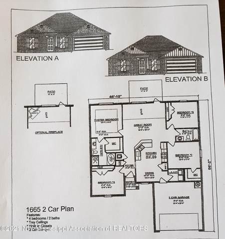 8444 Grayce Drive, Southaven, MS 38671 (MLS #337834) :: Gowen Property Group | Keller Williams Realty
