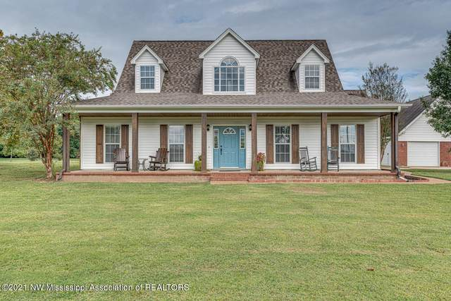 4860 Center Hill Road, Olive Branch, MS 38654 (MLS #337846) :: The Home Gurus, Keller Williams Realty