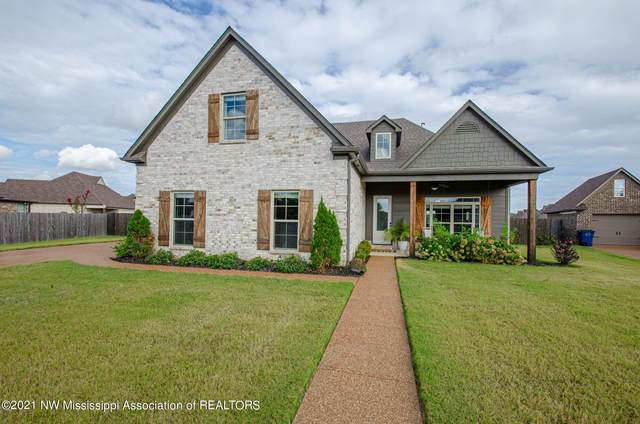 5059 Stonehill Drive, Olive Branch, MS 38654 (MLS #337848) :: The Home Gurus, Keller Williams Realty