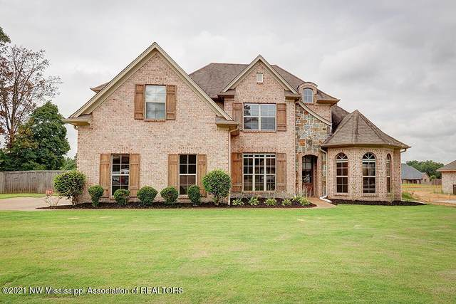 9611 Nielsen Drive, Olive Branch, MS 38654 (MLS #337851) :: The Live Love Desoto Group
