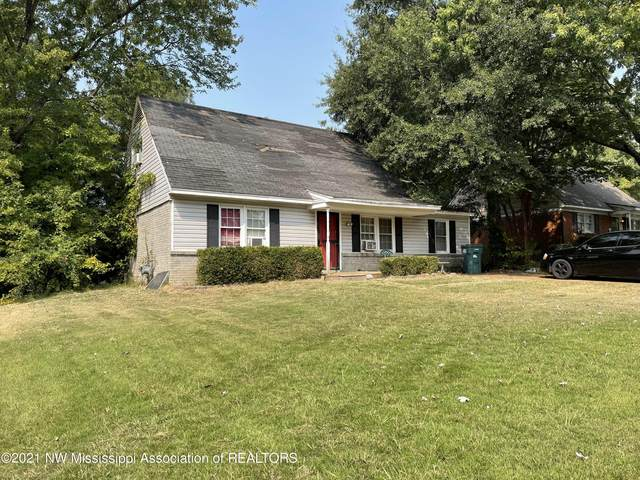 8143 Pinebrook Drive, Southaven, MS 38671 (MLS #337865) :: The Live Love Desoto Group