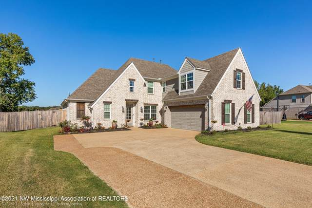 4149 Carolyn Mitchell Drive, Olive Branch, MS 38654 (MLS #337868) :: The Home Gurus, Keller Williams Realty