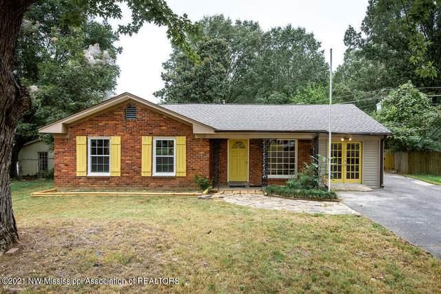 7015 Carrolton Drive, Southaven, MS 38671 (MLS #337874) :: Burch Realty Group, LLC