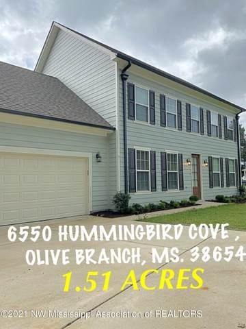 6550 Hummingbird Cove, Olive Branch, MS 38654 (MLS #337875) :: The Home Gurus, Keller Williams Realty