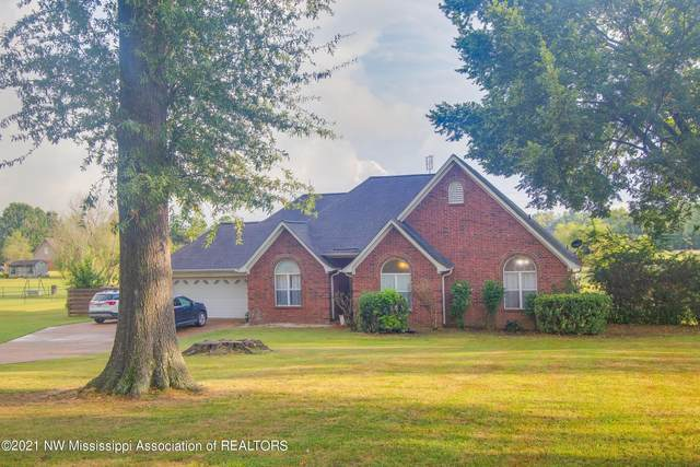 4747 Derby Drive, Southaven, MS 38671 (MLS #337883) :: The Live Love Desoto Group