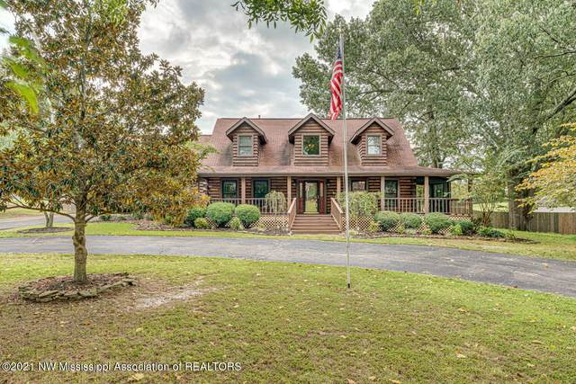 9100 Willow Branch Drive, Olive Branch, MS 38654 (MLS #337899) :: The Live Love Desoto Group