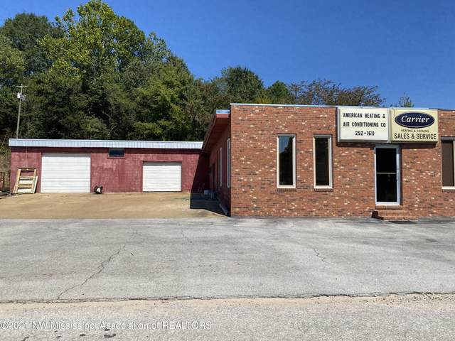 560 E Stewart Street, Holly Springs, MS 38635 (MLS #337922) :: Signature Realty