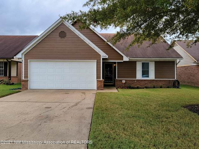 2949 Connor Reed Drive, Horn Lake, MS 38637 (MLS #337941) :: Signature Realty