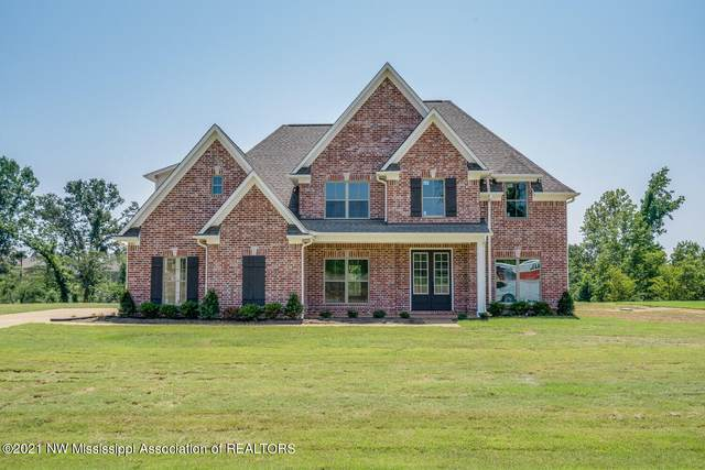 3792 Wilkerson Drive, Southaven, MS 38672 (MLS #337967) :: Signature Realty
