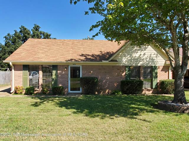 10074 Hyman Drive, Olive Branch, MS 38654 (MLS #337983) :: Signature Realty