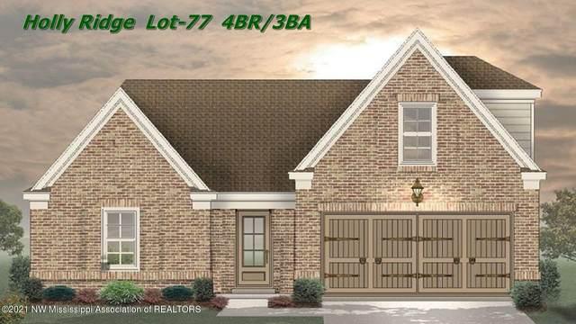 5393 Holly Ridge Drive, Horn Lake, MS 38637 (MLS #337992) :: The Home Gurus, Keller Williams Realty
