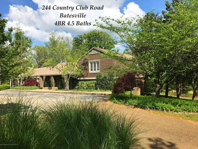 244 Country Club, Batesville, MS 38606 (MLS #309622) :: Signature Realty