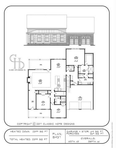 160 Sunflower View, Piperton, TN 38017 (MLS #319318) :: Gowen Property Group | Keller Williams Realty