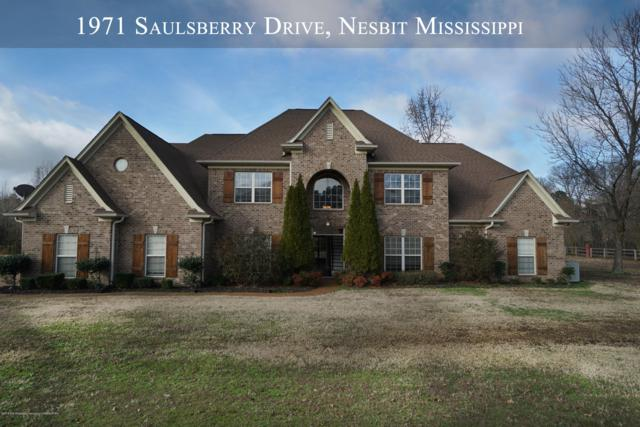1971 Saulsberry Drive, Nesbit, MS 38651 (MLS #320527) :: Signature Realty