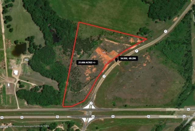 21 Hwy 72, Ashland, MS 38603 (MLS #321327) :: Gowen Property Group | Keller Williams Realty