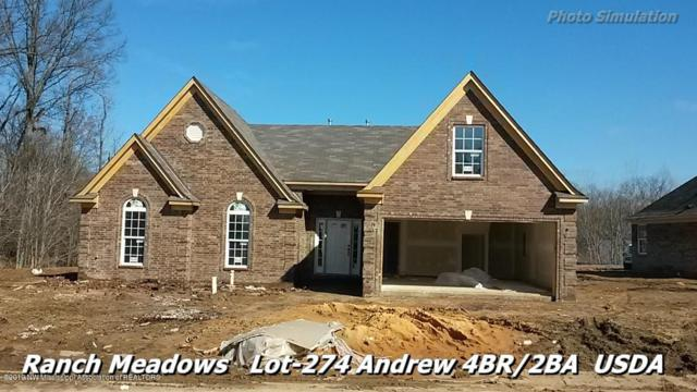7808 Purifoy Drive, Walls, MS 38680 (MLS #324014) :: Signature Realty