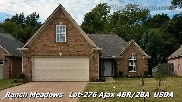 7836 Purifoy Drive, Walls, MS 38680 (MLS #324015) :: Signature Realty